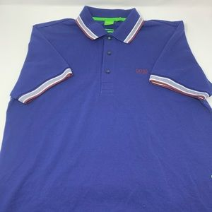 Hugo Boss Green Label Mens Polo SZ L
